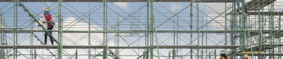 Como escolher equipamentos para construção civil de forma eficiente?