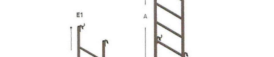 Aluguel de Escadas para Andaimes